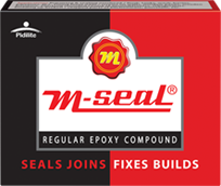 M-Seal – Multipurpose Sealant| Pidilite | Pidilite