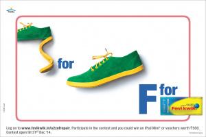 Pidilite Shoe Fix